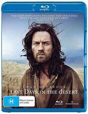 Last Days in the Desert - Rodrigo Garcia NEW B Region Blu Ray