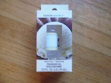 New ! 2 X 0.5 oz Luminessence Fragrance Oil Vanilla