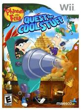 Phineas and Ferb: Quest for Cool Stuff (Nintendo Wii, 2013)