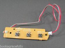 Tascam Cd-A500 Deck Repair Part ~ Repeat/Program/Shuffle Button Pcb 3E9006300B