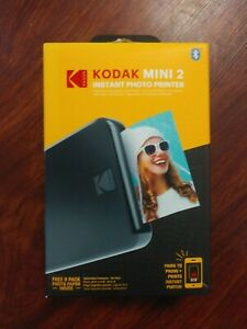 Kodak Mini 2 Portable Mobile Instant Photo Printer For Smartphones,Cam & tablets