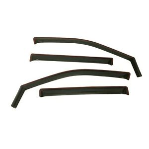 Westin 72-35405 In-Channel Wind Deflector Fits 11-20 Charger