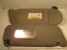 Ford Ranger Sun Visor Set 1016