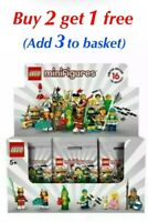 Lego 71027 Minifigures CMF Series 20(Choose your minifigure) Buy 2 Get 1 Free