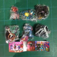 GASHAPON Bem Il Mostro Umano Yokai Ningen Bem 6 pezzi Juyin Anime Japan