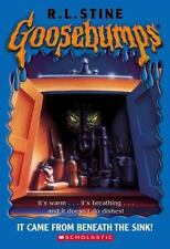 Goosebumps #30: It Came from Beneath the Sink by Stine, R.L.