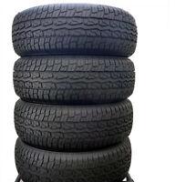 4 X Yokohama 265/65 R17 112H Geolandar G902 Summer Tyre DOT13 New
