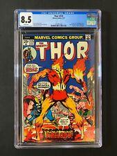 Thor #225 CGC 8.5 (1974) - 1st app of Firelord