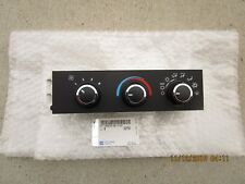 08 - 16 CHEVY EXPRESS 4500 BASE A/C HEATER CLIMATE TEMPERATURE CONTROL OEM NEW