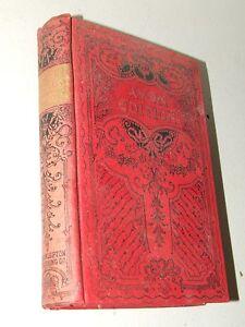 Master Rockafellar's Voyage by W Clark Russell Antique HC Book 1880's Avon Ed.