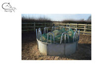 TRICKLE LARGE ROUND BALE HAY HAYLAGE TOPPER NET SLOW FEEDER SMALL HOLE FREE P&P