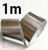 Aluminium Foil Tape 5cm x 1m Length High Temperature Resistant Hydro Ducting