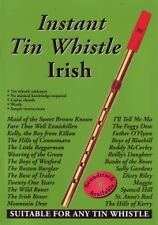 INSTANT TIN WHISTLE IRISH (GREEN)
