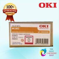 New & Genuine OKI 44643026 Magenta Toner Cartridge MC862 MC862CDXN MC862DN