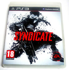 SYNDICATE - PS3 PLAYSTATION 3 -5030942099652- MODENA