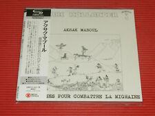 2019 AKSAK MABOUL Onze danses pour combattre Bonus Tracks JAPAN MINI LP SHM CD