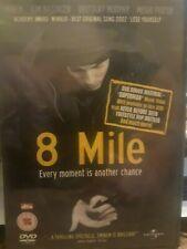 8 MILE. DVE. 2003. GOOD CONDITION