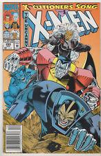 The Uncanny X-Men LOT (7) Marvel 1992-97 VF Romita Sienkewiecz Cable Juggernaut