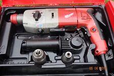 Milwaukee Heavy Duty Hammer Drill with Storage Case