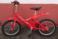 """16"""" Zoll Kinderfahrrad Fahrrad Disney Cars"""