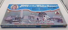 """NEW ~ """"AMY AT THE WHITE HOUSE"""" PLAY SET GAME HOURS OF FUN FOR BOYS AND GIRLS"""