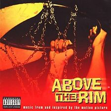 Various - Above The Rim - Various CD N9VG The Cheap Fast Free Post