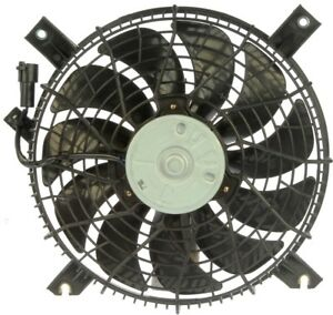 A/C Condenser Fan Assembly For 2002-2004 Chevrolet Tracker 2003 Dorman 620-649