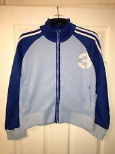 Women vintage ADIDAS tracksuit jacket size 14