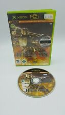 Kingdom Under Fire: Heroes (Microsoft Xbox, 2005, DVD-Box)