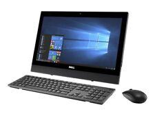 "Dell Optiplex 3050 All In One Intel i5-7500T 4GB 500GB 19.5"" HD+ Warranty"