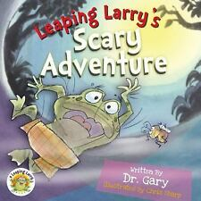 Leaping Larry's Scary Adventure
