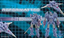 MMC Reformatted R-22 BOREAS akaTransformers Cyclonus In-Stock US Retailer