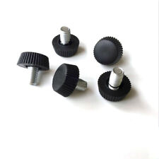 4pcs Levelling Machine Feet 16mm Diameter M6 x 9mm Screw in Height Adjustable