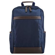 """Genuine Samsonite 15"""" Laptop Canvas Backpack Blue For Lenovo"""