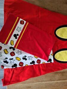 Disney Mickey Apron and Teatowel Set