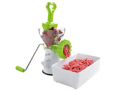Apollo Manual Meat Mincer Pork Beef Poultry Fish Food Preparation Gadget ***