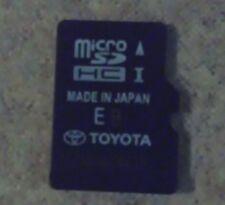2014-16 Toyota Corolla Navigation Micro SD HC Card 86271-OE181 B - Free Shipping