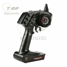 Replace GoolRC TG3 2.4GHz 3CH Radio Transmitter with Receiver for RC Car Boat