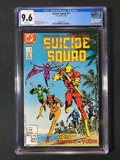 Suicide Squad #11 CGC 9.6 (1988)