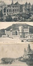 Set of 29 pictorial early-20th cenutry postcards from France and Monaco