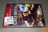 Call of Duty 2: Big Red One Special Edition GH (PlayStation 2, PS2) BRAND-NEW!