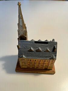 REDUCED Rare 1938 New York City Immanuel Lutheran Church Souvenir Building Bank