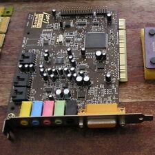 Creative Labs Sound Blaster Live PCI CT4830 carte son