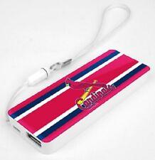 Mizco MLB St. Louis Cardinals 3k Slim Power Bank Powerbar - FREE SHIP!!