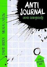 ANTI Journal __ David Sinden E NIKLAS CATLOW __ con difetto da esposizione ___