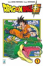 DRAGON BALL SUPER 1 - MANGA STAR COMICS - NUOVO