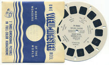 SP-9001 Skyline Caverns Front Royal Virginia Sawyer's View-Master Single Reel
