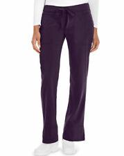 """Grey's Anatomy #2207 Elastic/Draw Waist Scrub Pant in """"Plush Purple"""", Size XL"""