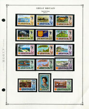 Jersey All Mint Many Nh Stamp Collection