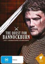 The Quest for Bannockburn DVD NEW